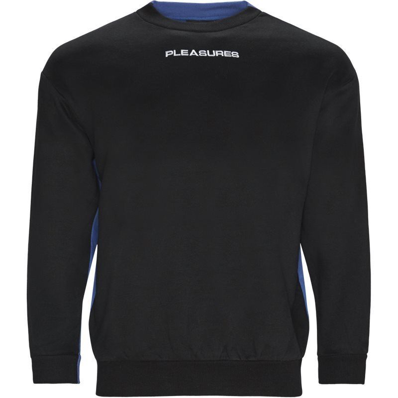 Billede af Pleasures Now Experience Crewneck Sweatshirt Sort