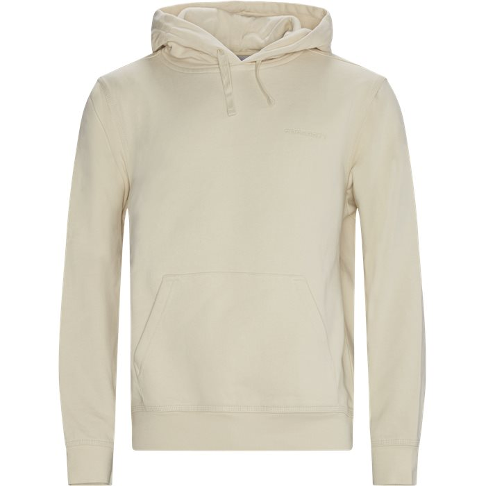 Hooded Ashland - Sweatshirts - Regular - Sand