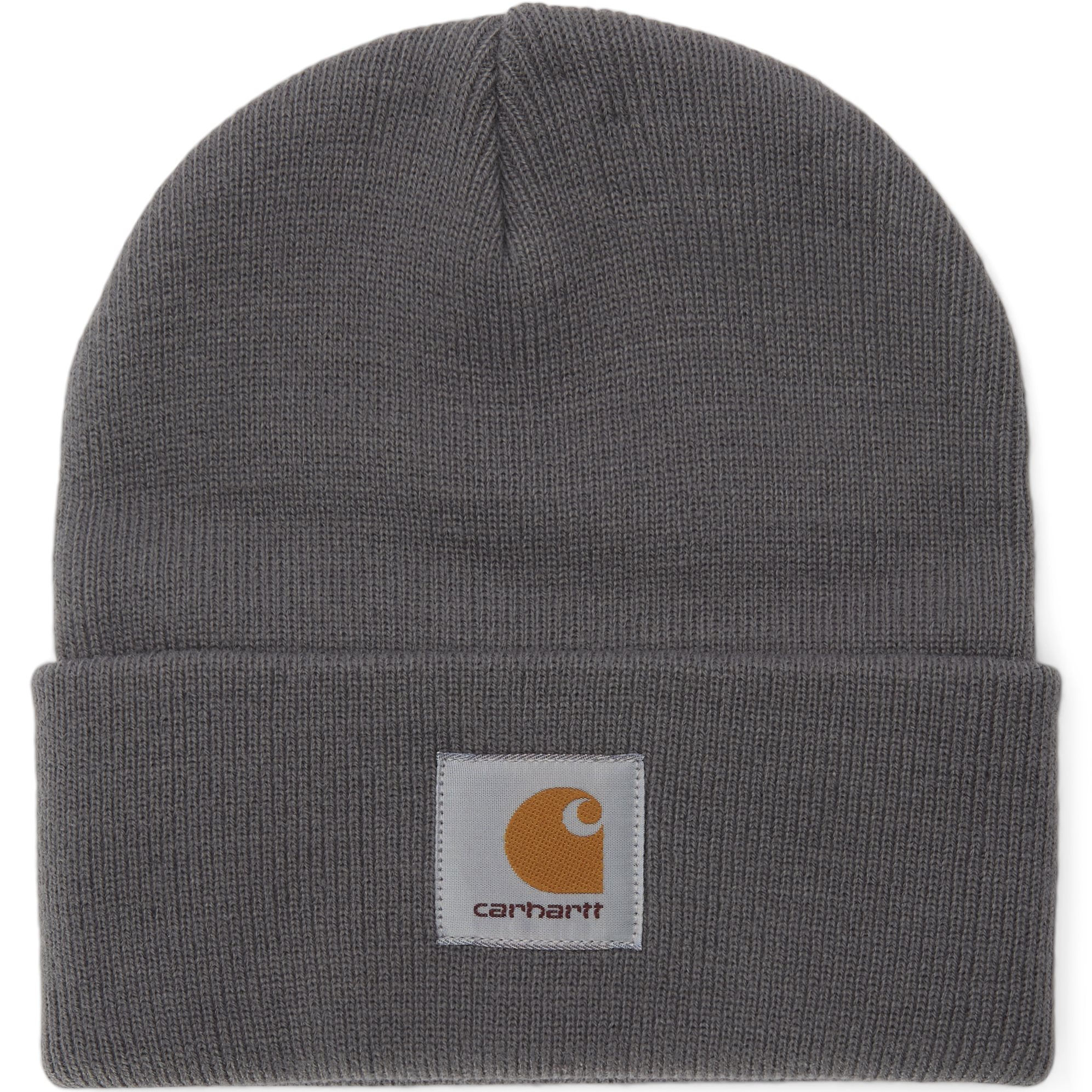 Short Watch Hat - Huer - Grå