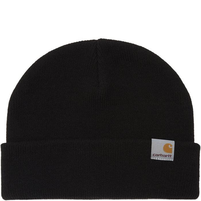 Stratus Hat Low  - Huer - Sort