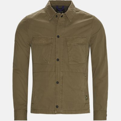 Overshirt  Regular fit | Overshirt  | Army