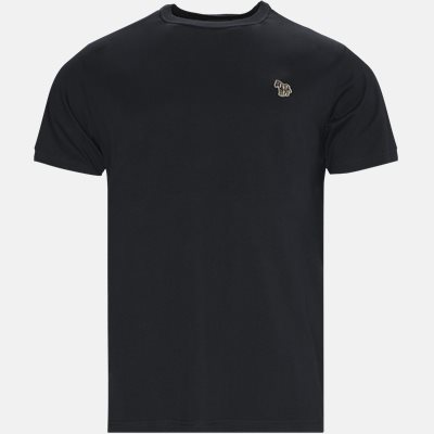 Regular fit | T-shirts | Blå