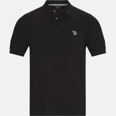 Polo T-shirt Regular fit | Polo T-shirt | Sort