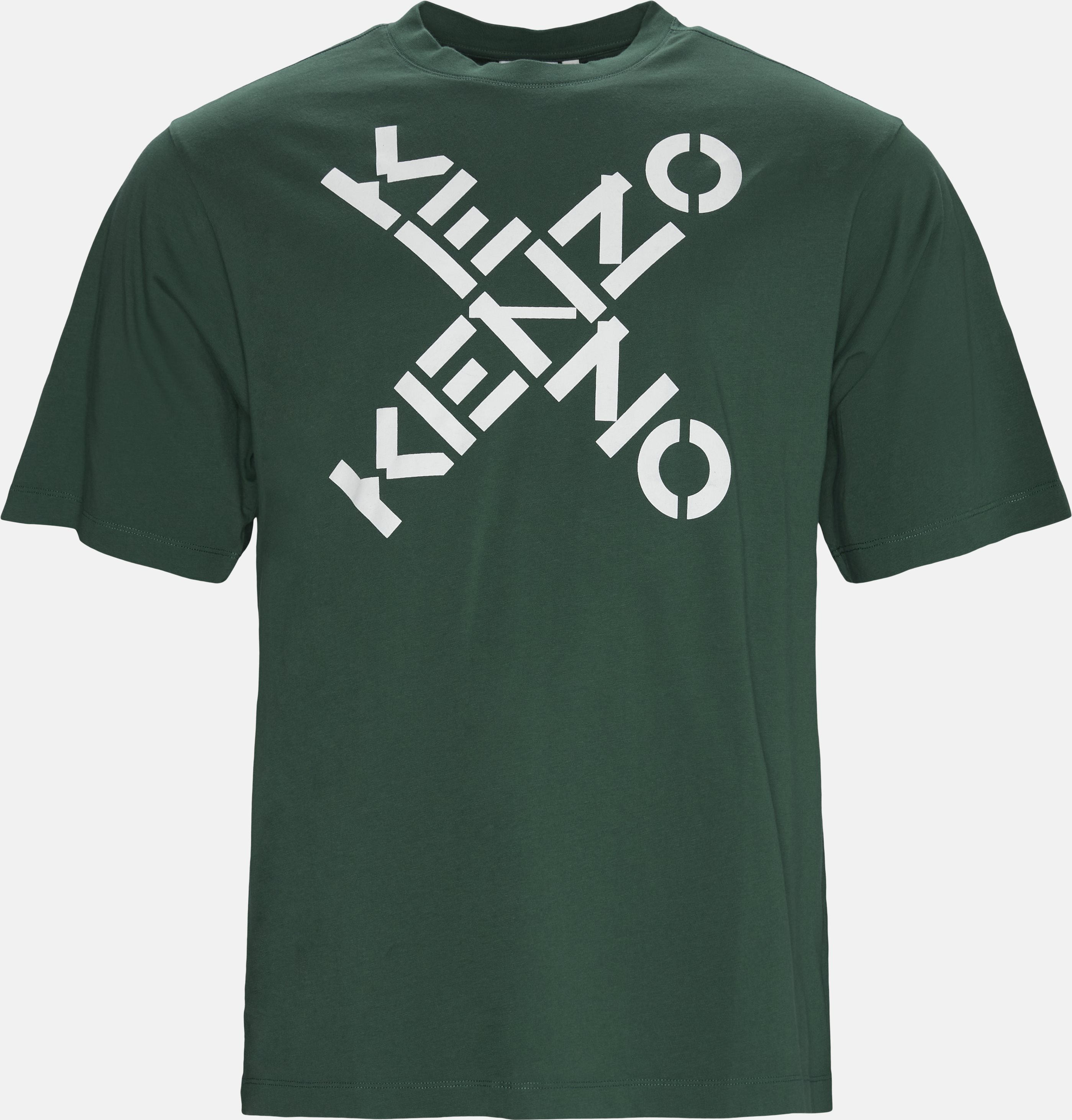 T-shirts - Regular fit - Green