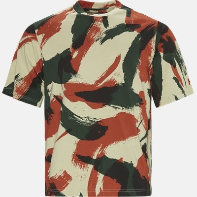 Oversized | T-shirts | Army