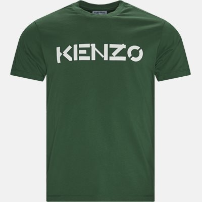 Regular fit | T-shirts | Green