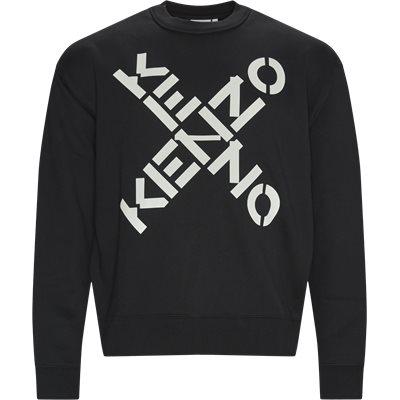 Oversize fit | Sweatshirts | Sort