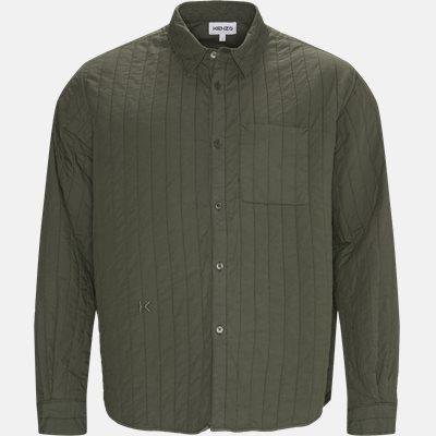 Oversized | Shirts | Green