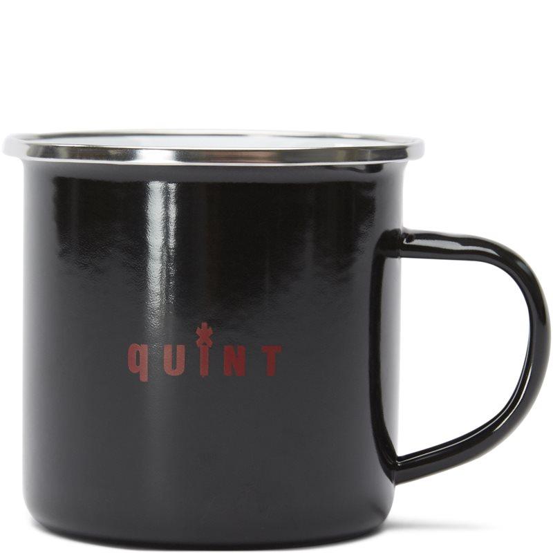 Quint retro mug sort fra quint på quint.dk