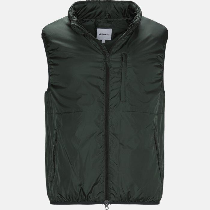 Vests - Green