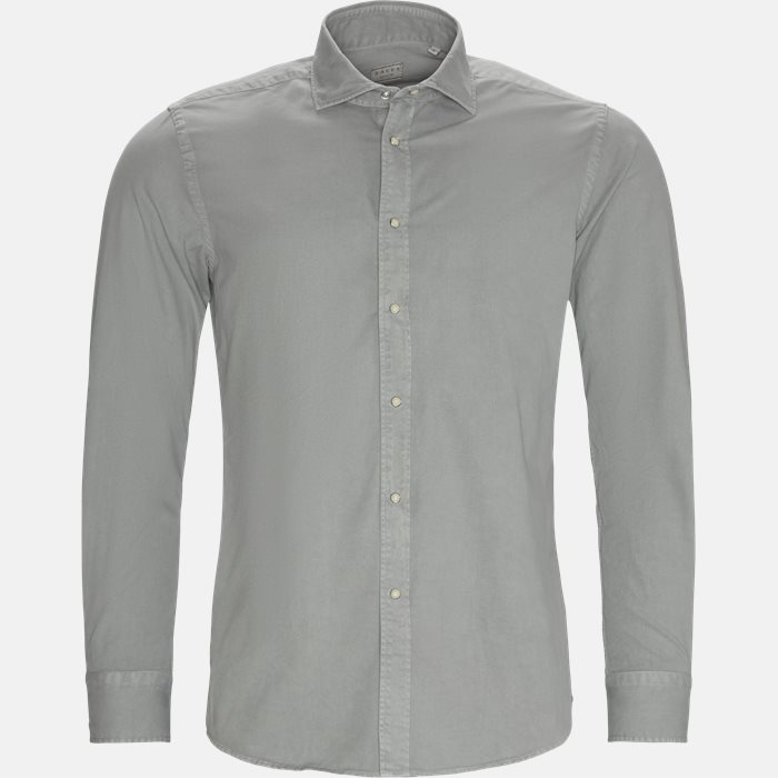 Shirts - Tailored fit - Grey