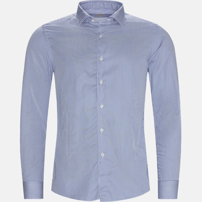 Shirts - Tailored fit - Blue