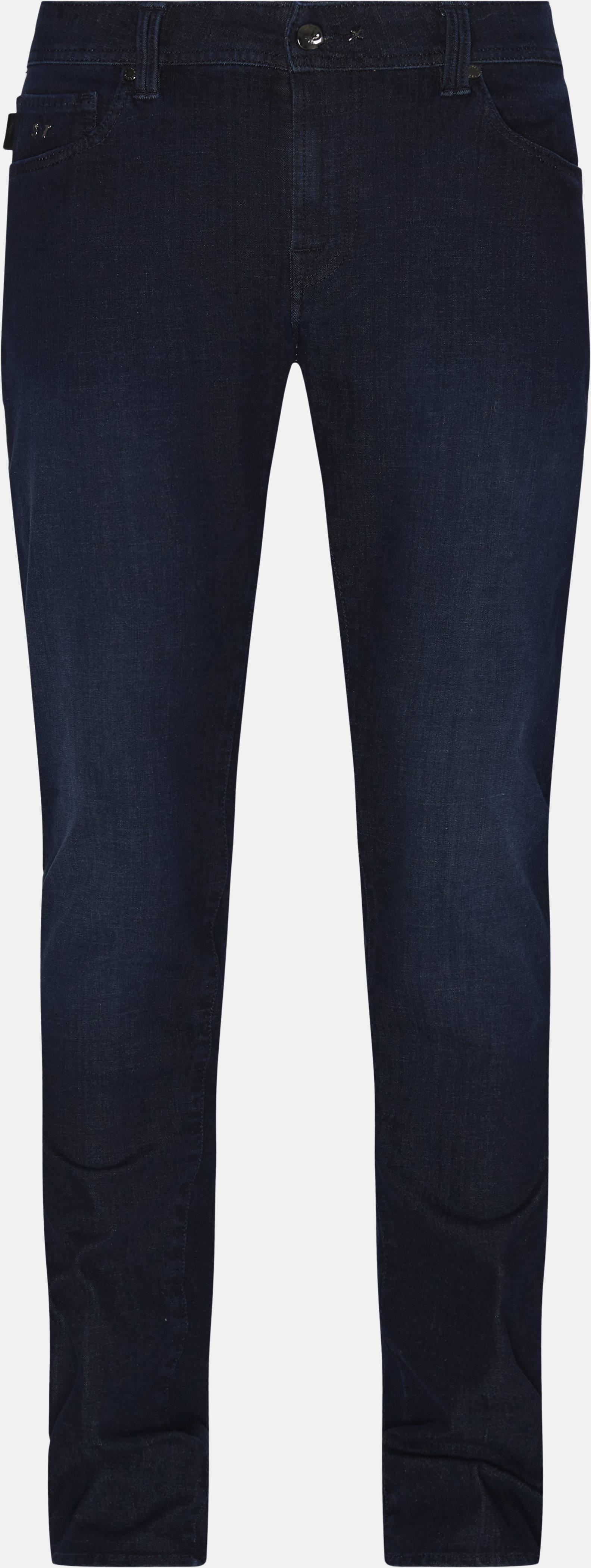 Leonardo Jeans - Jeans - Slim - Blå