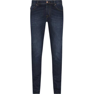 Regular fit | Jeans | Blå