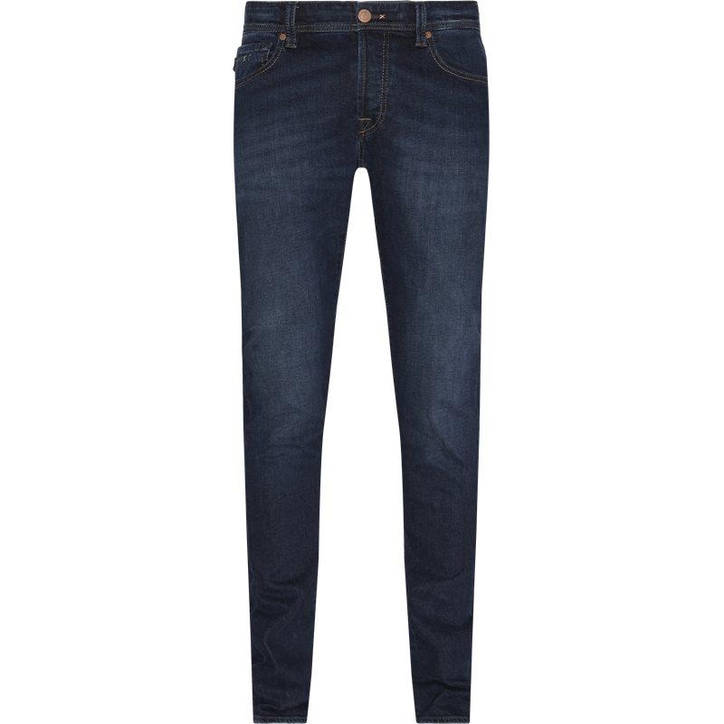 SARTORIA TRAMAROSSA Regular fit D421 20I10 LEONARDO Jeans Blå