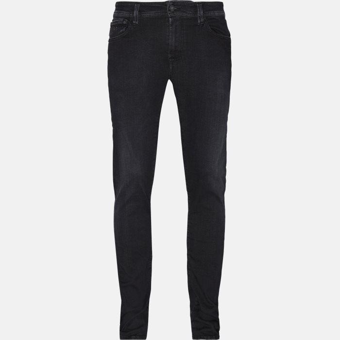 Leonardo Jeans - Jeans - Slim - Sort