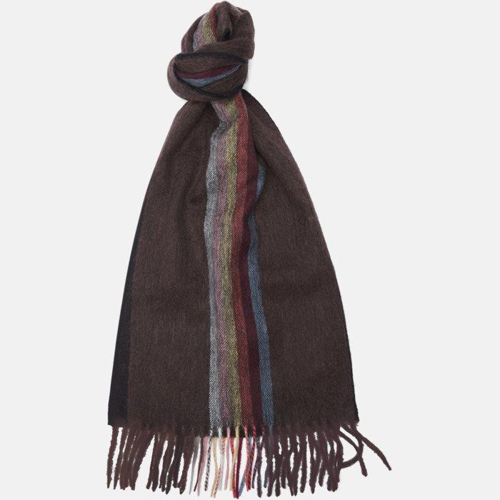119F AS09 Tørklæde - Tørklæder - Brun