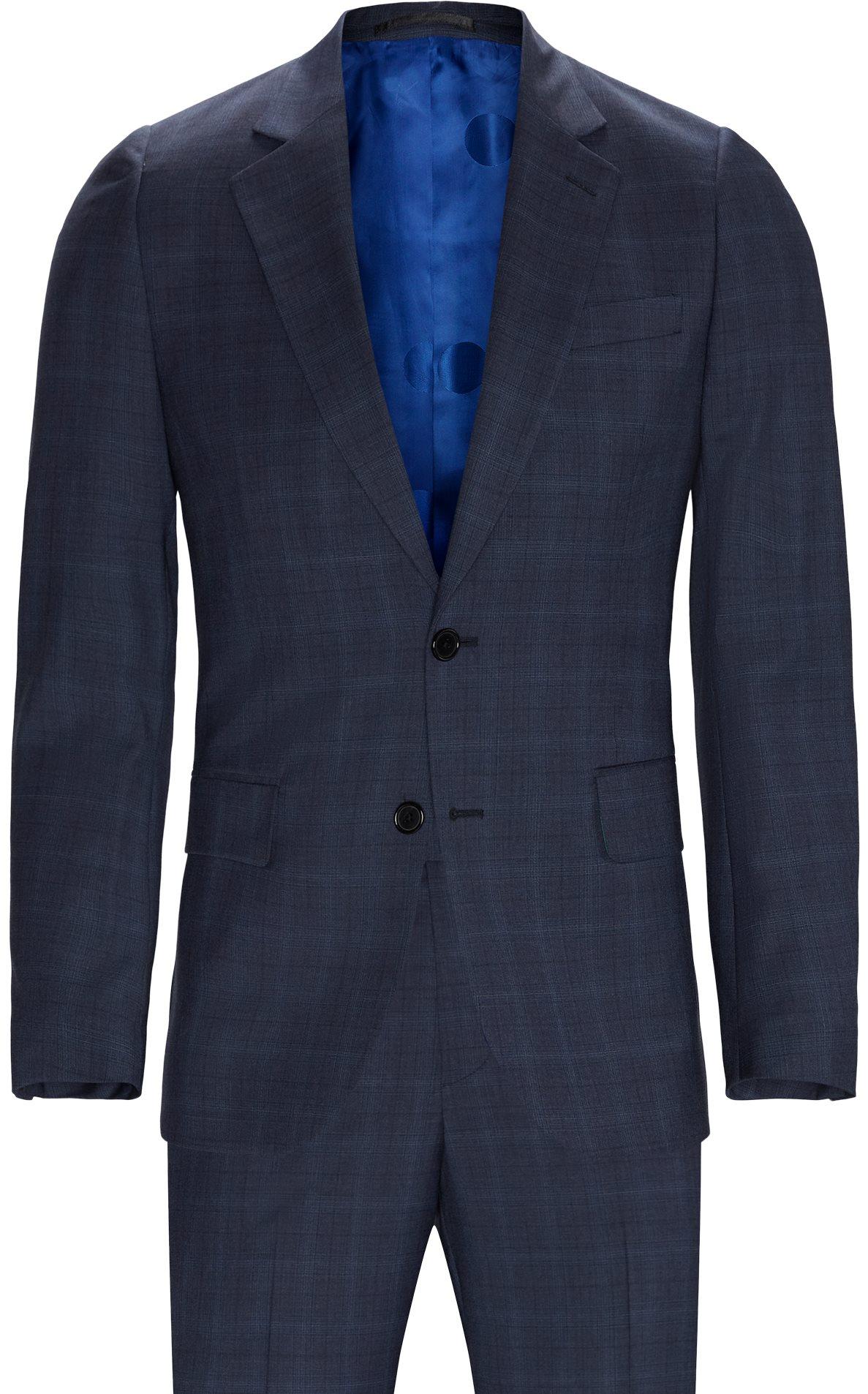 Suits - Slim fit - Grey