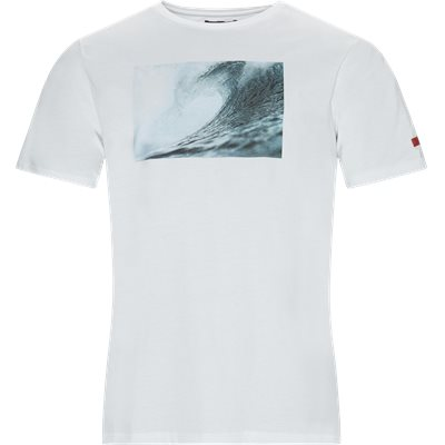 Wave Tee Regular | Wave Tee | Hvid