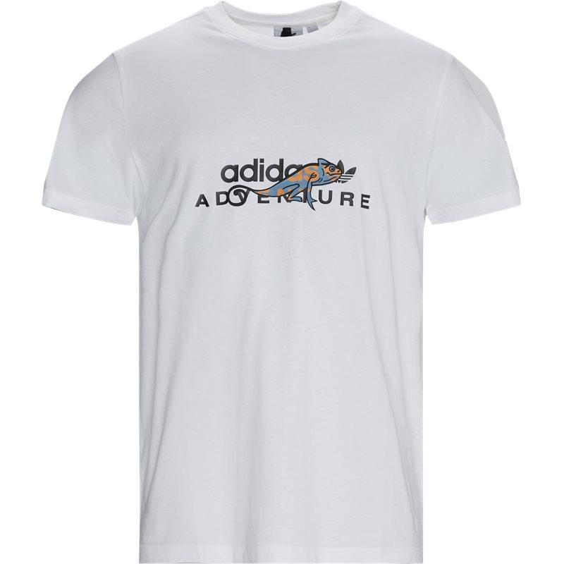Adidas originals adv gd5609 t-shirts hvid fra adidas originals fra quint.dk