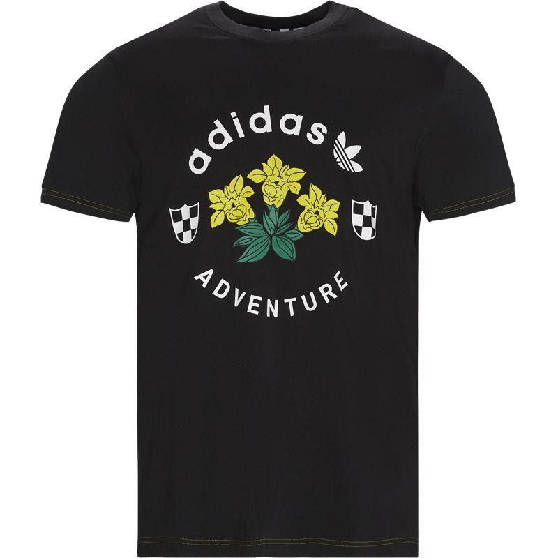 adidas originals Adidas originals adv gd5608 t-shirts sort på quint.dk