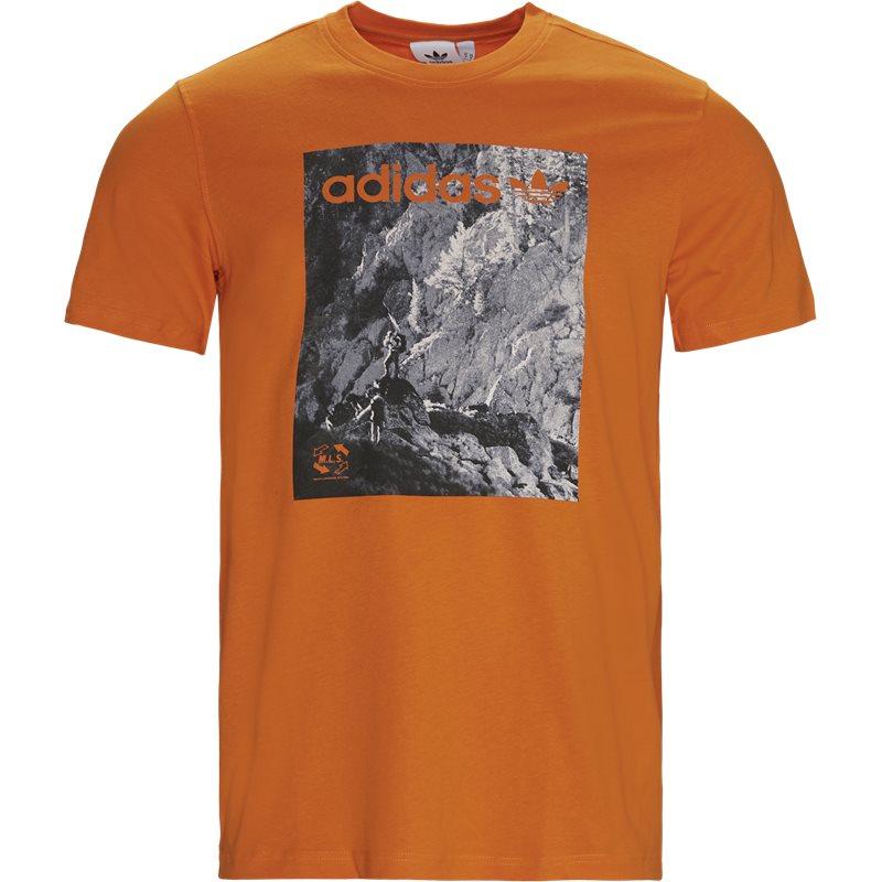 adidas originals – Adidas originals adv gd5987 t-shirts orange på quint.dk
