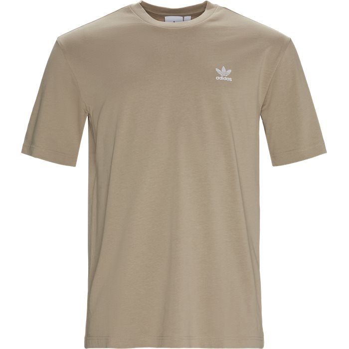 T-shirts - Regular - Sand