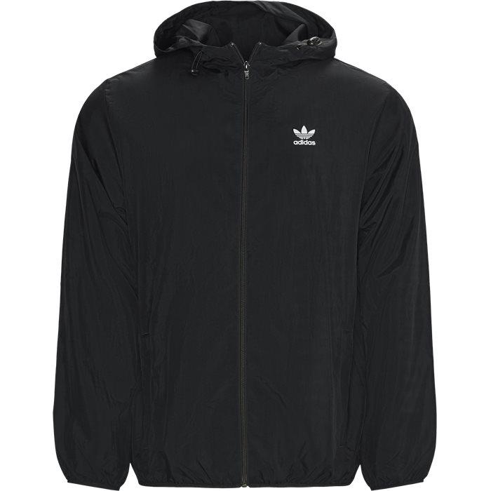 Essential WB Jacket - Jakker - Regular - Sort