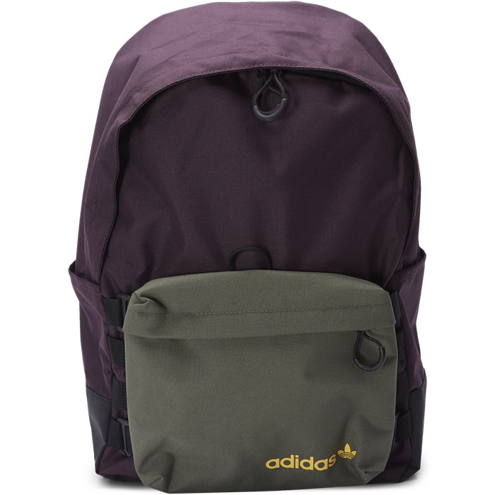 PE Modular Back Pack - Väskor - Grön