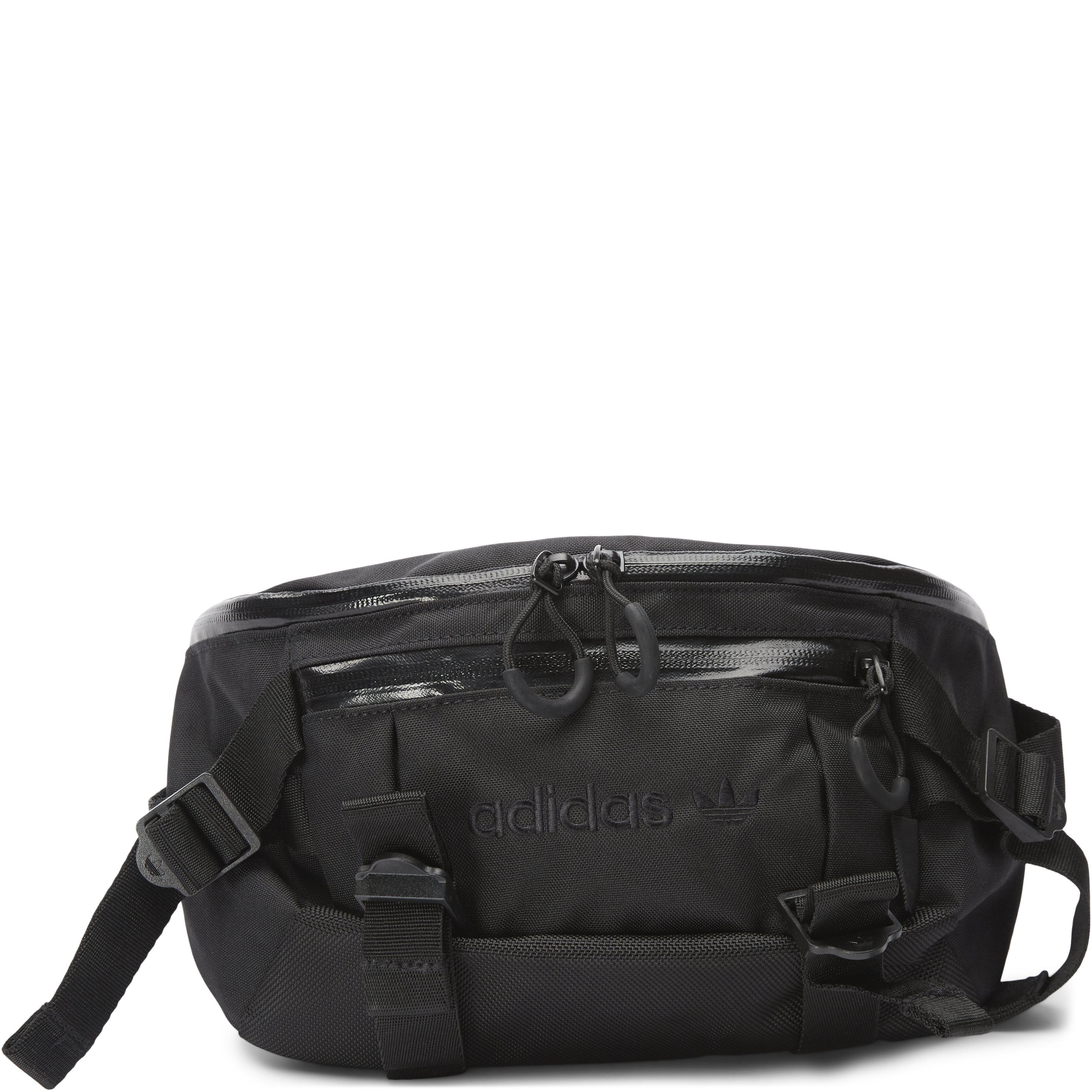Advntr WB L Bæltetaske - Bags - Black