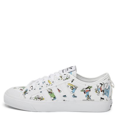 Nizza X Disney Sport Goofy Sneaker Nizza X Disney Sport Goofy Sneaker | Hvid
