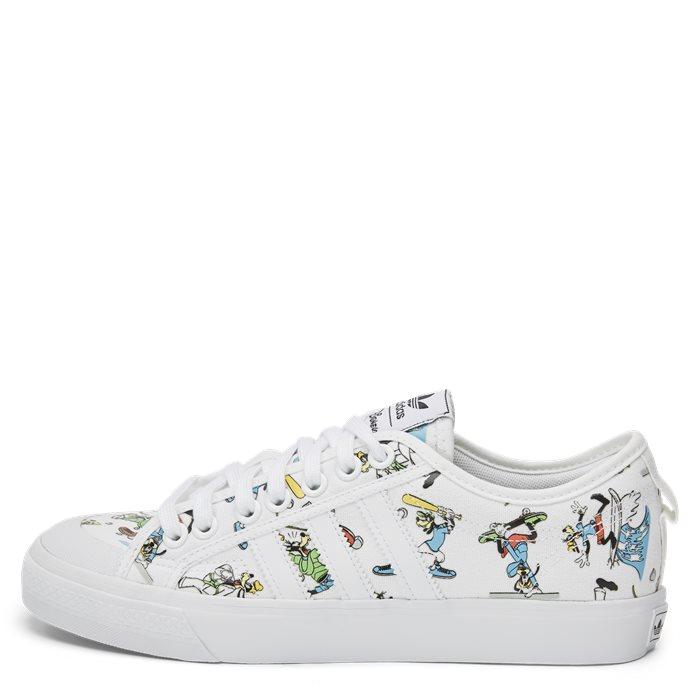 Nizza X Disney Sport Goofy Sneaker - Sko - Hvid
