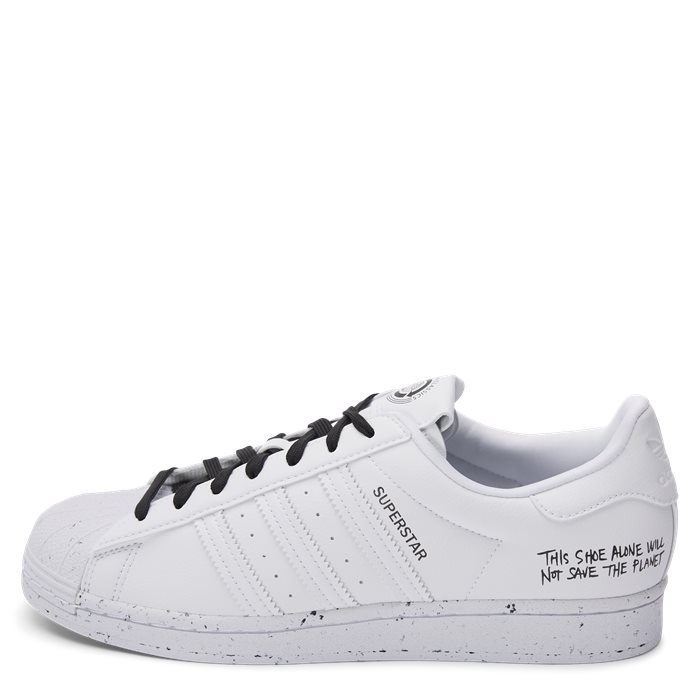 Superstar Sneaker - Shoes - White