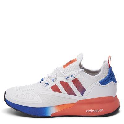 ZX 2K Boost Sneaker ZX 2K Boost Sneaker | Hvid