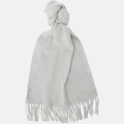 Regular fit | Scarves | Grey