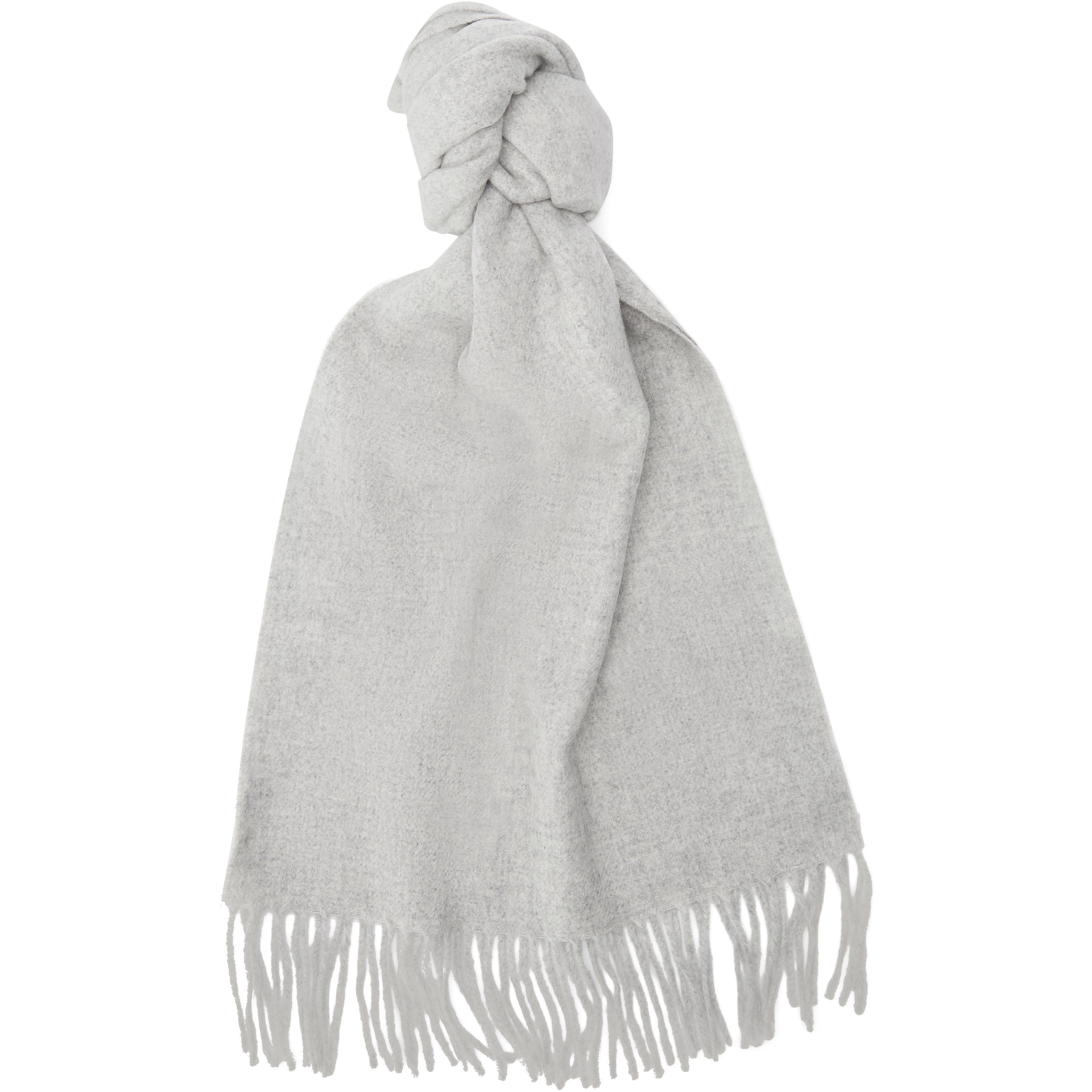 Tørklæder - Regular fit - Grå