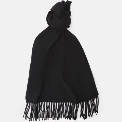 Regular fit | Scarves | Black