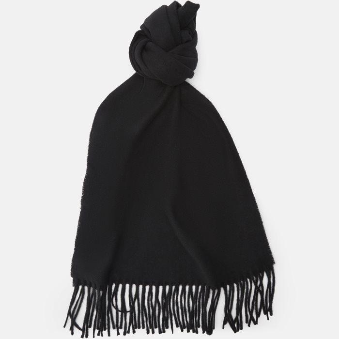 Scarves - Regular fit - Black