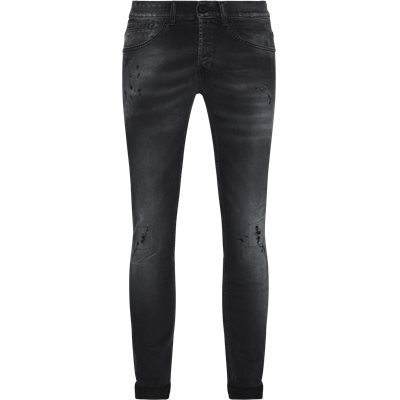 Regular fit | Jeans | Sort