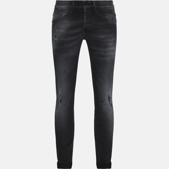 Jeans - Regular fit - Black