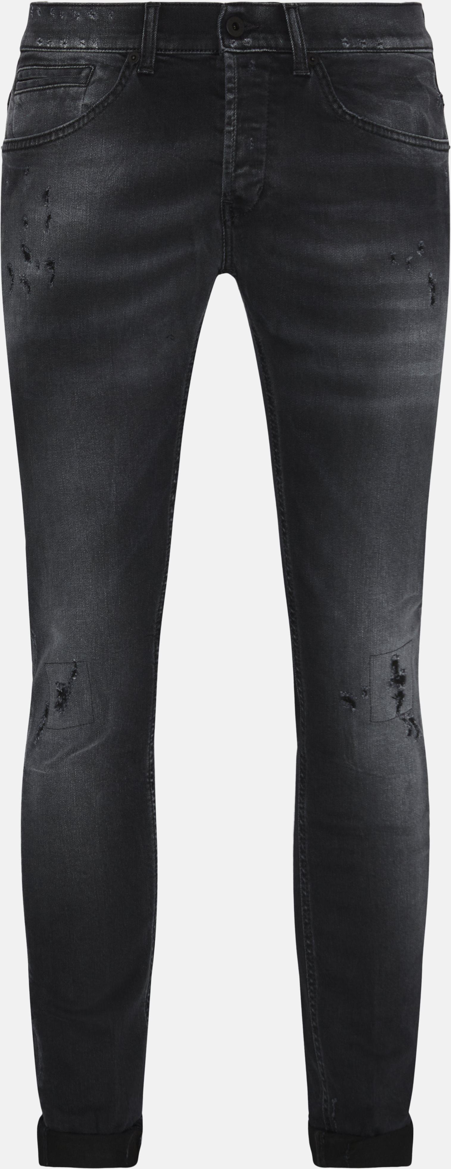 Jeans - Regular fit - Black