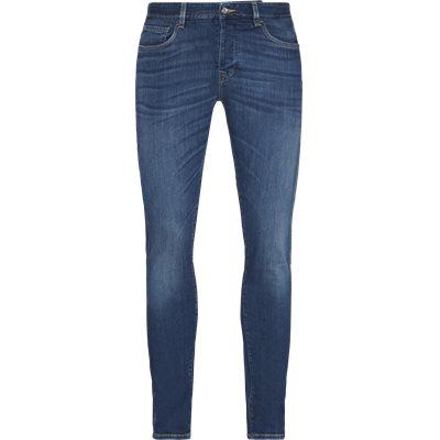 Slim fit | Jeans | Blå