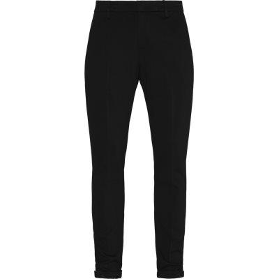 Comfort Pants Slim fit | Comfort Pants | Sort