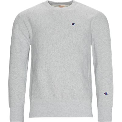 Crewneck sweatshirt Regular | Crewneck sweatshirt | Grå