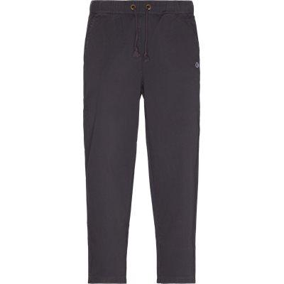 Logo Comfort Pant Loose fit | Logo Comfort Pant | Grå