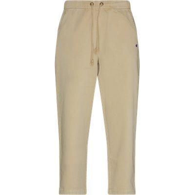 Logo Comfort Pant Loose fit | Logo Comfort Pant | Sand