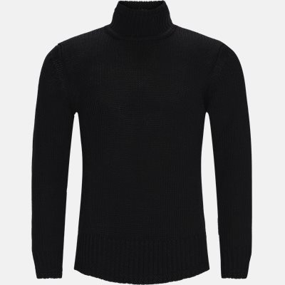 Regular fit | Knitwear | Black