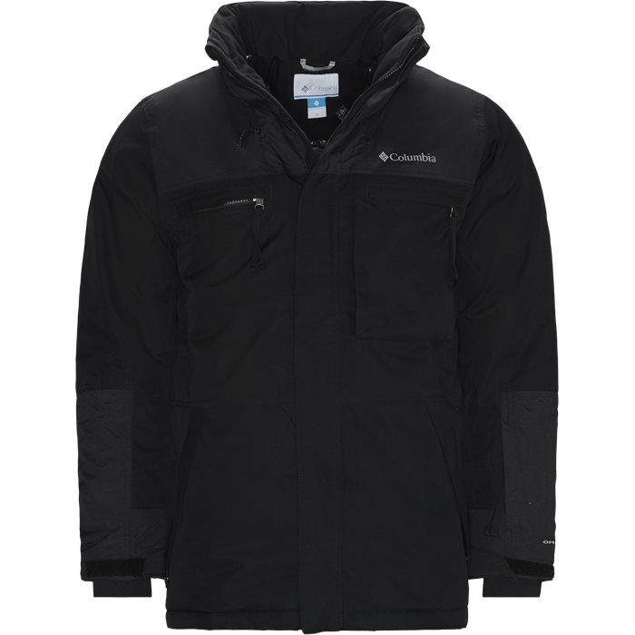 Park Run Jacket - Jackets - Regular - Black
