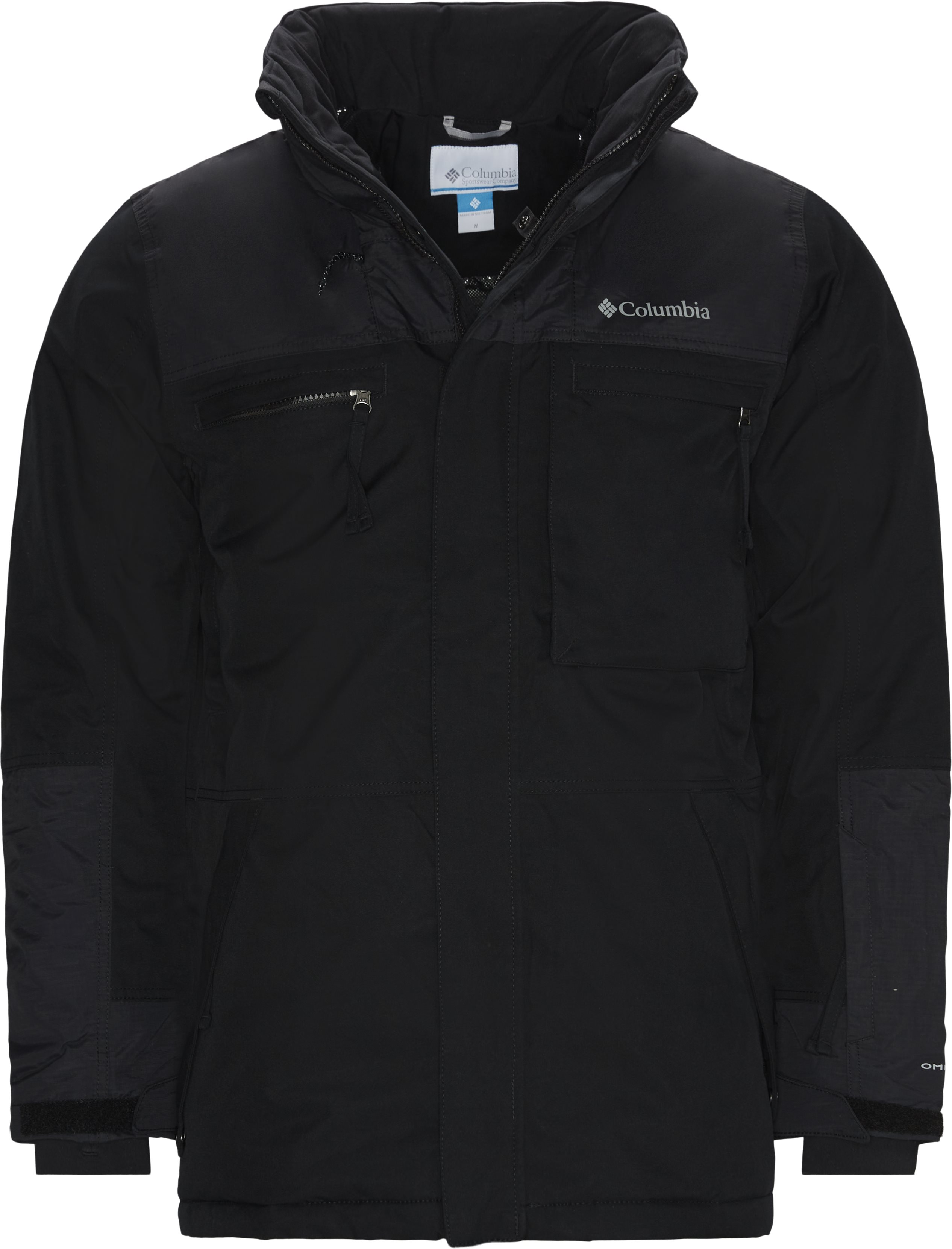 Park Run Jacket - Jackor - Regular - Svart