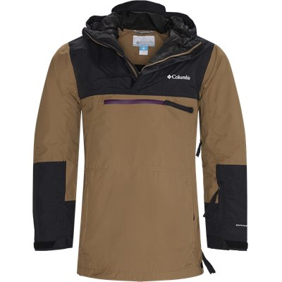 Park Run Anorak Regular | Park Run Anorak | Sand